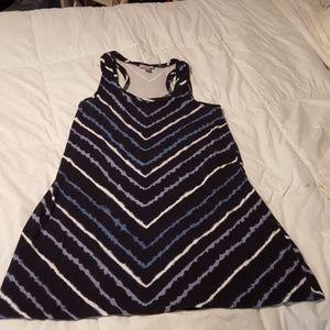 Loft Racerback Dress